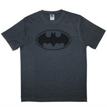 Batman Men's Moisture Wicking Short Sleeve T-Shirt Small