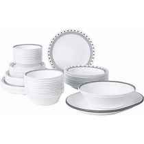 Ensemble Corelle City Block de 76 pcs