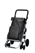 "Playmarket ""Go Plus"" Shopping Trolley - Grey"