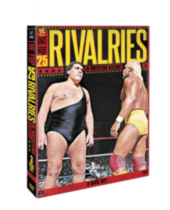 WWE 2013 - Top 25 Rivalries in Wrestling History DVD