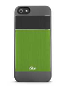 iSkin ARIPH5GN3 Aura iPhone 5/5S Green
