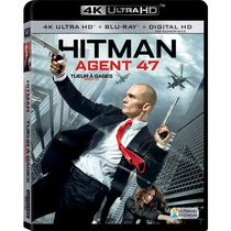 Hitman: Agent 47 (4K Ultra HD + Blu-ray + Digital HD) (Bilingual)