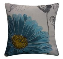 Daisy Bloom Cushion