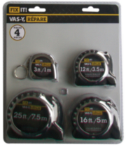 Tape Measure Set