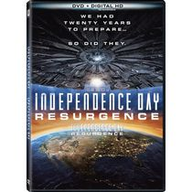 Independence Day: Resurgence (DVD + Digital HD) (Bilingual)