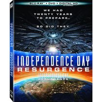 Independence Day : Résurgence (Blu-ray + DVD + HD Numérique) (Bilingue)