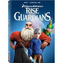 Rise Of The Guardians (DVD + Digital HD + 'Trolls' Ticket Offer) (Bilingual)