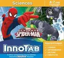 Vtech InnoTab Software- Ultimate Spider-Man- French Version