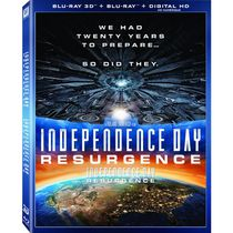 Independence Day: Resurgence (Blu-ray 3D + Blu-ray + Digital HD) (Bilingual)