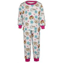 Disney Frozen Girls' 2 Piece Sleep Polo Gift Set 6