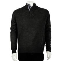 George Men's Sweater Black L/G