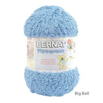 Bernat Pipsqueak Big Ball Yarn Blue  Swirl