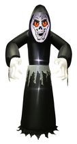 Occasions 7-ft Inflatable Blinking Eyes Reaper