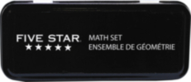 Ensemble de Geometrie Five Star®