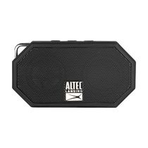 Altec Lansing Mini H2O Bluetooth Speaker Black