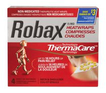 Robax Thermacare Neck & Shoulder Heat Wraps