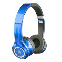 Blackweb On-Ear Premium Series Headphones Blue