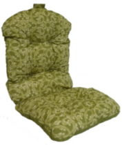 Deluxe Reversable Highback Cushion