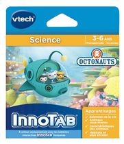 Vtech InnoTab Software- Octonauts- French Version