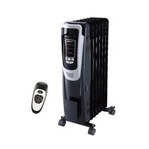 Ecohouzng 1500w Digital Oil Filled Heater - ECH3015
