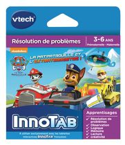 VTech InnoTab® Software - Paw Patrol - French Version