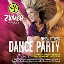 Various Artists - Zumba Fitness: Dance Party