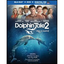 Dolphin Tale 2 (Blu-ray + DVD + Digital HD With UltraViolet) (Bilingual)