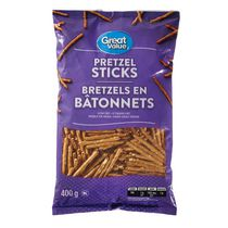 Great Value Pretzel Sticks