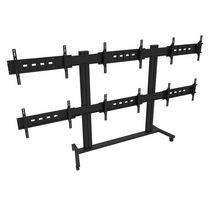 TygerClaw Video Wall 6 TV Video Stand