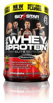 Six Star Elite Series Whey Protein Plus Chocolate Peanut Butter Powder