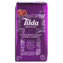 Tilda Whole Grain Basmati Rice