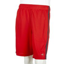 Short Athletic Works pour hommes, en filet Rouge S/P
