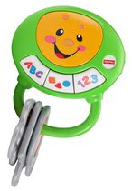 Fisher-Price Laugh & Learn Learning Keys - French Edition