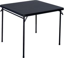 "34"" Square Folding Table"