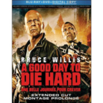 A Good Day To Die Hard (2013) (Extended Cut) (Blu-ray + DVD + Digital Copy) (Bilingual)
