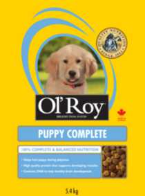 Review Ol Roy Small Breed Dog Food