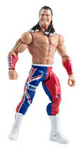 Figurine WWE SummerSlam British Bulldog