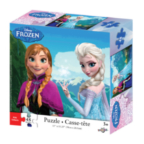 Frozen 48 piece puzzle