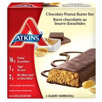 Atkins Chocolaty Peanut Butter Bars