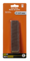 "5"" Wood Grain Door Stop 1 Piece"