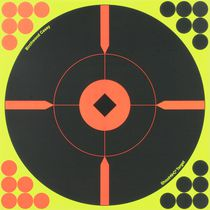 "Birchwood Casey Pregame Trick Shot 12"" x 18"" Targets, 8 Sheet Pack"