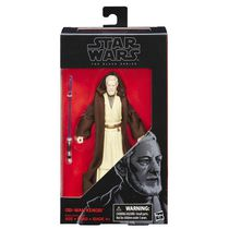 Star Wars The Black Series Obi-Wan Kenobi Action Figure