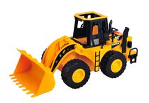 Cat - Job Site Machine Light & Sound Wheel Loader