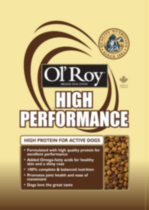 Ol'Roy High Performance 16KG