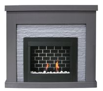 Fraser Gel Fireplace - GF-312-KIT