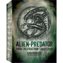 Alien - Predator: Total Destruction Collection (Bilingual)