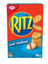 Ritz Low Sodium Crackers