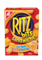 Ritz Bits Cheese Sandwich Crackers