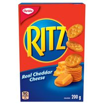 Ritz Real Cheddar Cheese Crackers