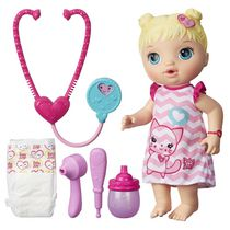 Baby Alive Better Now Bailey Light Skin Playset